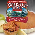 The Original WhistleStop Cafe Apple Crisp