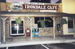The Irondale Cafe