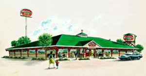 WhistleStop Cafe Restaurant Franchise Concept